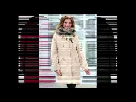 Женские зимние пальто 2016