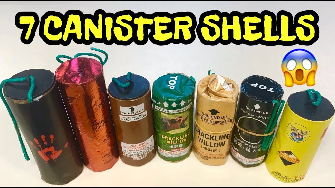 2019-20 Canister Shell Comparison!