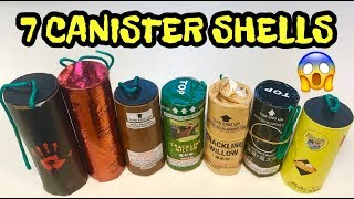 2019 Canister Shell Comparison!