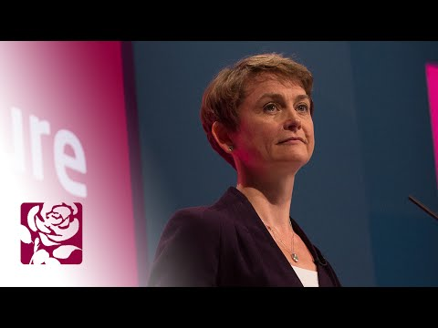 Yvette Cooper MP's speech to Labour Conference 2014