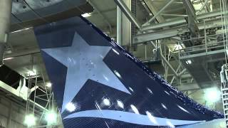 Cómo se hace un Boeing 787 Dreamliner