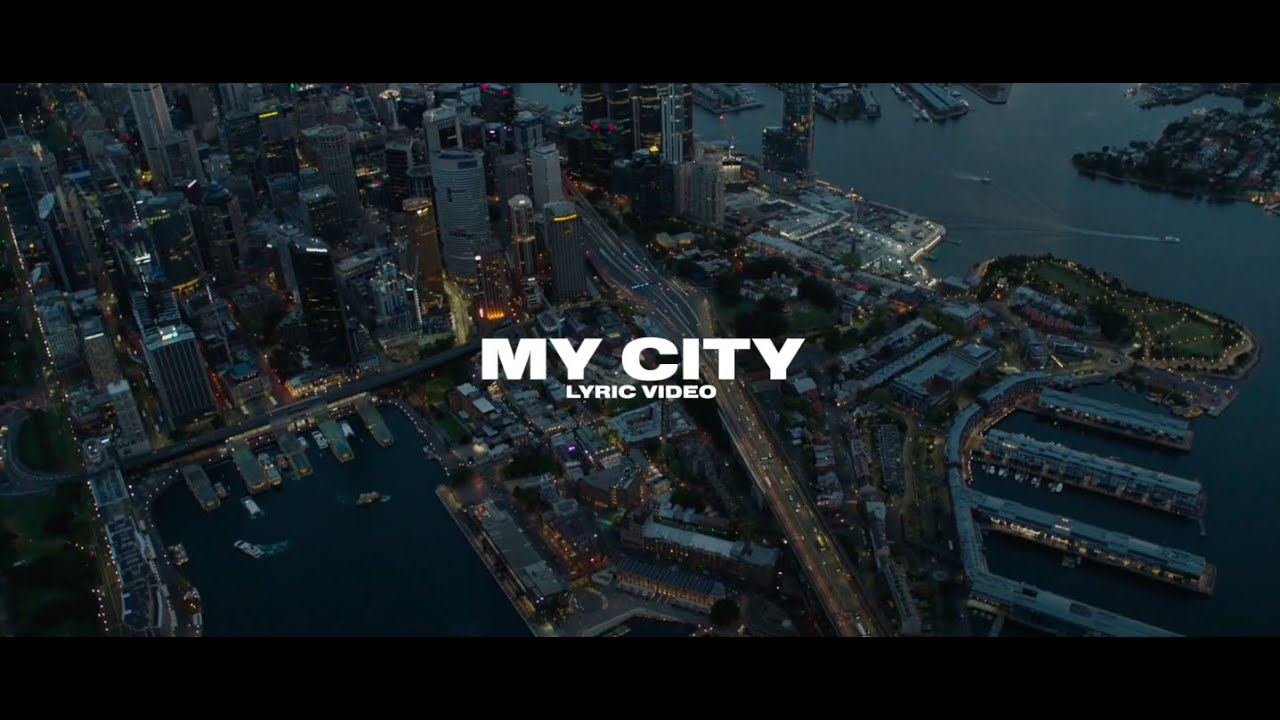 Download ONEFOUR & The Kid LAROI - MY CITY (Official Lyric Video)