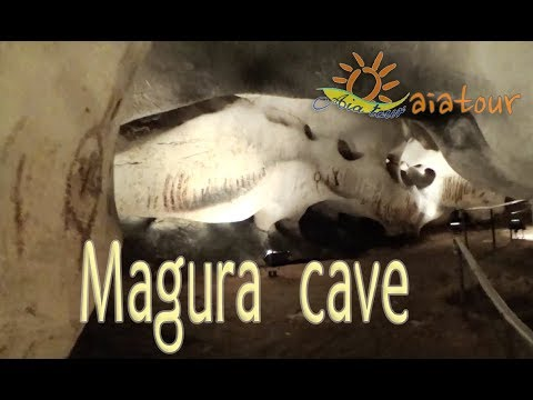 Caves in Bulgaria - Magura cave Belogradchik / Höhlen in Bulgarien - Magura Höhle