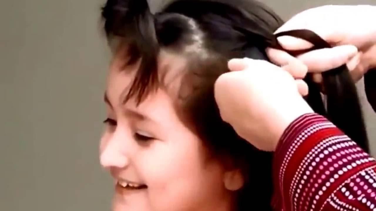 Gaya Model Rambut Wanita Dan Anak Anak Youtube