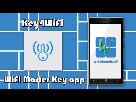 cách hack mật khẩu wifi trên điện thoại windows phone - Key4WiFi Ứng dụng hiển thị mật khẩu WiFi trên Windows 10 Mobile - Winphone Iz