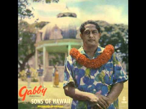 "Gabby Pahinui "" Mauna Loa "" The Best of Gabby"