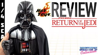 Hot Toys 1/4 Darth Vader Star Wars Return of the Jedi Review