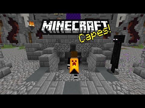 Плащ OptiFine - Плащи 22x17 - Плащи для Minecraft - Все