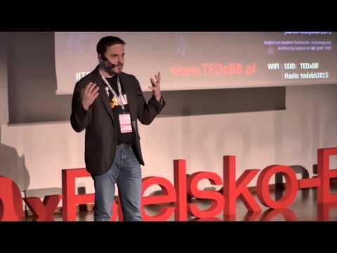 Which taught me the game, not taught me to school | Artur Ganszyniec | TEDxBielskoBiała