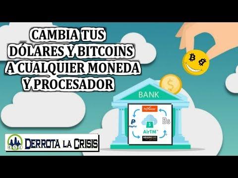 AirTM, Que Es Y Como Funciona   Como Intercambiar Bitcoins, Criptomonedas Y Dólares