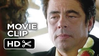 Inherent Vice Movie CLIP - Like Gone, But Not Gone (2014) - Benicio Del Toro Movie HD