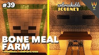 BUKAN XP FARM TAPI BONE MEAL FARM! - Minecraft Indonesia #39