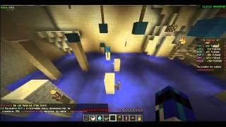 Minecraft [Прохождение паркура] Конец видео не удачен =(