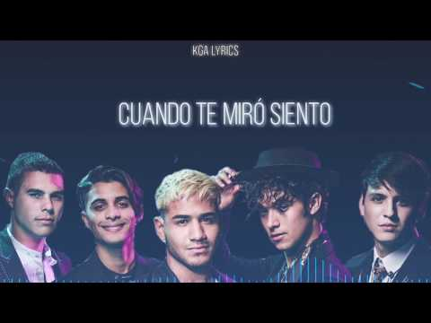CNCO - Tan Fácil (Urban Remix) (Feat Wisin) (Video Lyrics/ Letra)