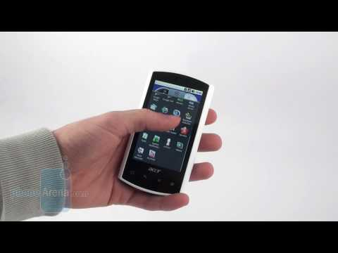 Hands-on with Acer Liquid A1