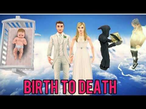 Simsfreeplay - Birth to death (Life of a Sim)