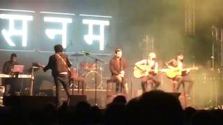 Likhe Jo Khat Tujhe | SANAM live in Holland 2k17