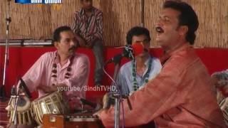 SindhTV Song Waqt Jee Cheech Mein Singer Mazhar Hussain SindhTVHD