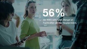 Erfolgsfaktoren für Schweizer KMU 2017 - Strategien gegen den Fachkräftemangel