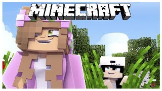 RAVEN GOES BACK TO THE MAGICAL KINGDOM TO SPY ON LITTLE KELLY | Minecraft Custom Roleplay