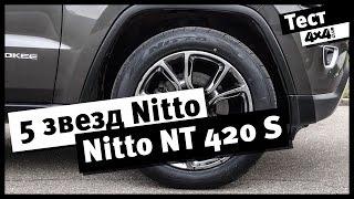видео Легковая шина NITTO NT421Q 265/50 R20XL