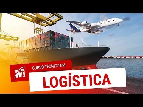 Видео Curso tecnico em logistica