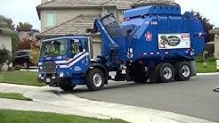 Elk Grove's New Garbage Trucks