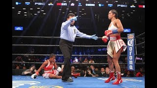 Amanda Serrano vs. Yamila Esther Reynoso Today Boxing Fight Match Highlights