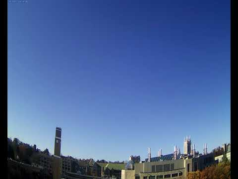 BC Gasson Sky Camera 2017-11-24: Boston College