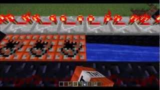 Minecraft Tutorial: TNT Kanone bauen [HD/German]