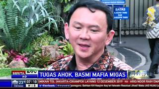 Dialog: Tugas Ahok, Basmi Mafia Migas #1