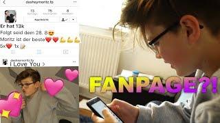 ICH (Idiot) HABE eine FANPAGE?! - Daily Vlog 29