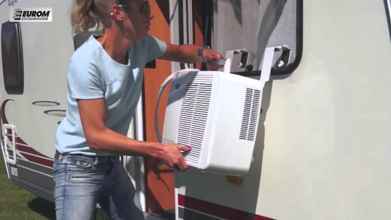 caravan airco ac2400 720p youtube. Black Bedroom Furniture Sets. Home Design Ideas