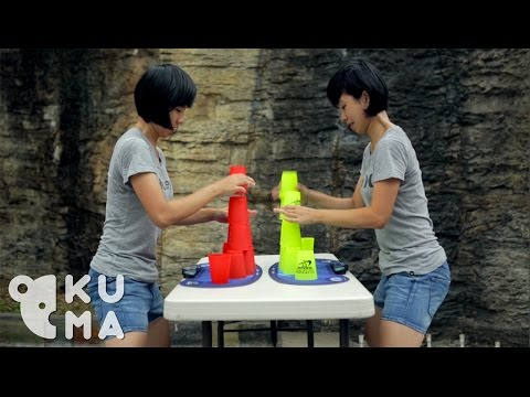 Taiwan's Fastest Cupstacker Returns!
