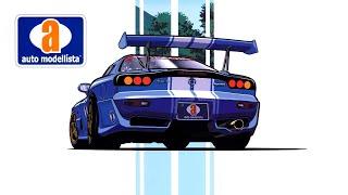 Auto Modellista Gameplay (PCSX2) - 1080p60