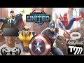 I'M CAPTAIN AMERICA!! - Marvel Powers United VR Gameplay (Oculus Rift VR + Touch Gameplay)