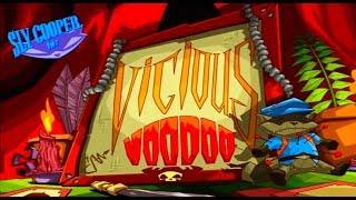 Sly Cooper and the Thievius Raccoonus playthrough
