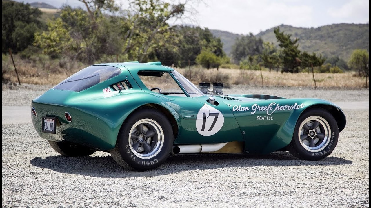 10 Ultra Rare And Obscure American Sports Cars