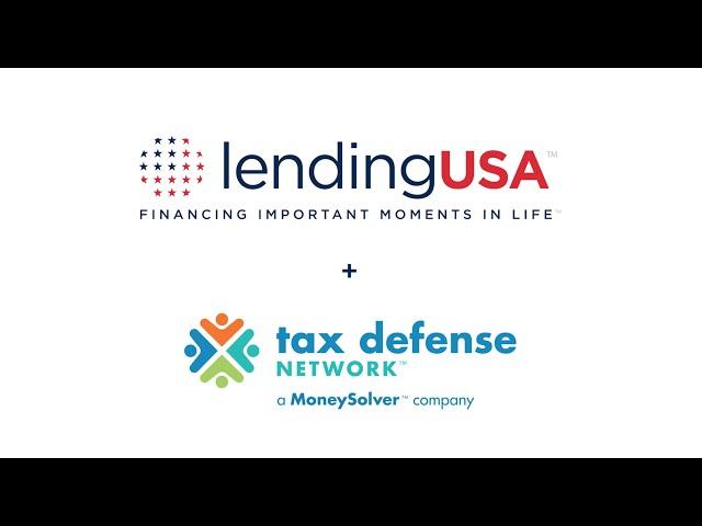 Tax Defense Network - LendingUSA Testimonial