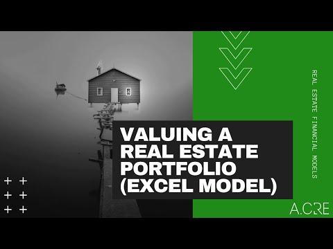 Real Estate Portfolio Valuation Model