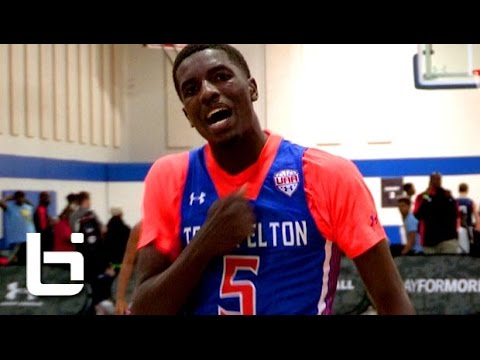 Jalek Felton is UNC's NEXT Point Guard! Junior Year Mixtape