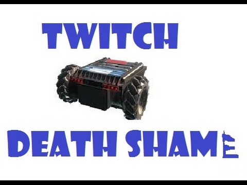 Death via Twitch Drone (& the shame it brings to your family)