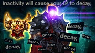 League of Legends: DECAYED DARIUS