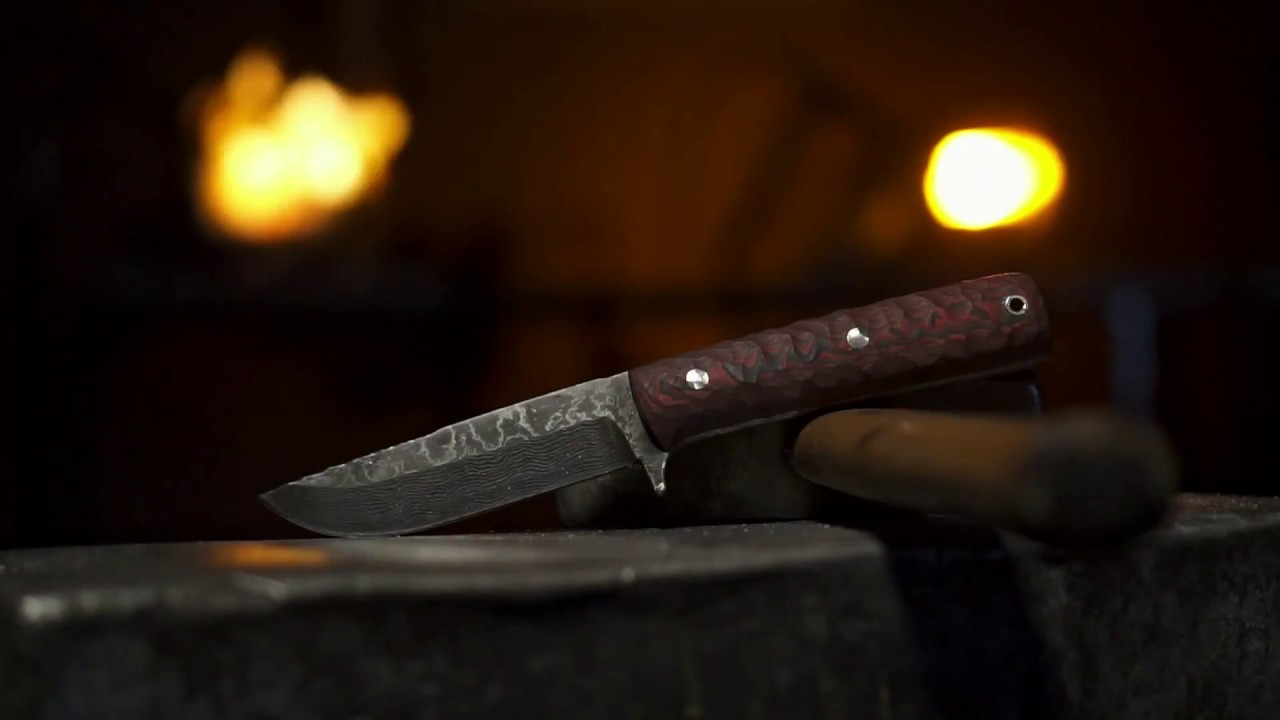 Messer Schmiedekurs Bei Schmiedeglut Werbeclip Youtube 1 Youtube