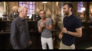Behind the Bricks: A Tour of Diagon Alley™ with Tom Felton and Matthew Lewis Replay