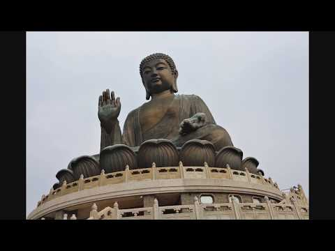 Hong Kong 2016 -  Peak Tram, Ngong Ping Cable Car, Tian Tan Buddha, Hong Kong Symphony of Lights