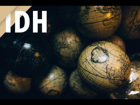 O que é o IDH? - Índice de Desenvolvimento Humano