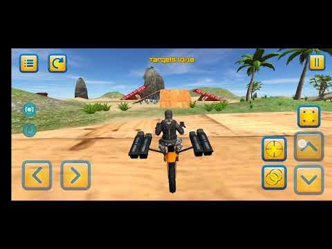 Motor Beach bike fighter