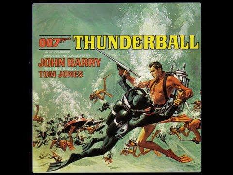 Thunderball Karaoke cover