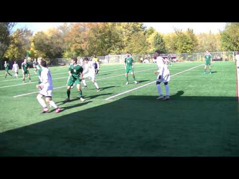 Mounds View vs Prairie Seeds Academy 1st Half Part 1